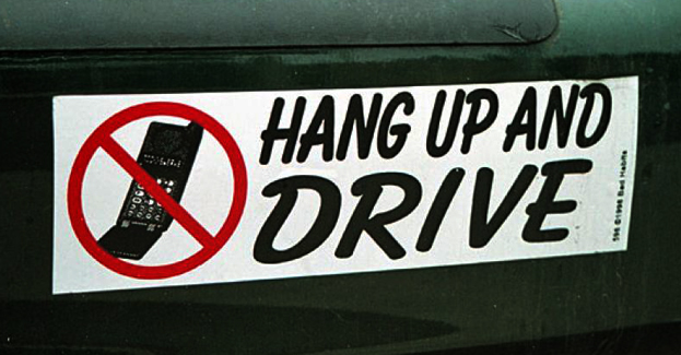 Law Enforcement Cracks Down in Honor of Distracted Driving Awareness Month
