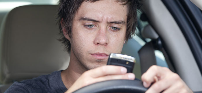 Texting Isn't the Only Form of Distracted Driving