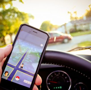 Pokemon Go and Distracted Driving