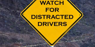 Distracted Driving Has Become a National Epidemic
