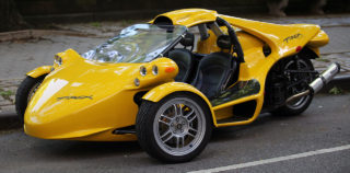 Three-Wheeled Vehicles: A New Distraction on the Road