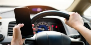 Distracted Driving with Cellphone