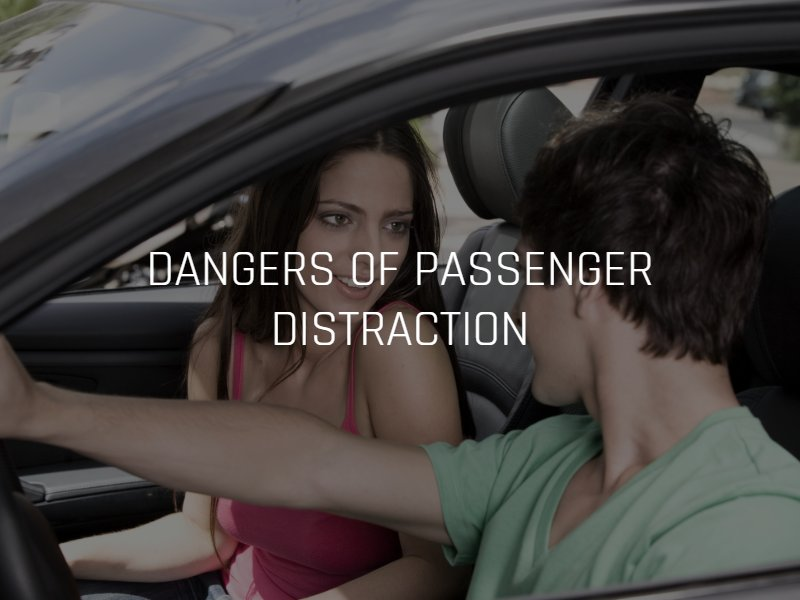 passenger distraction